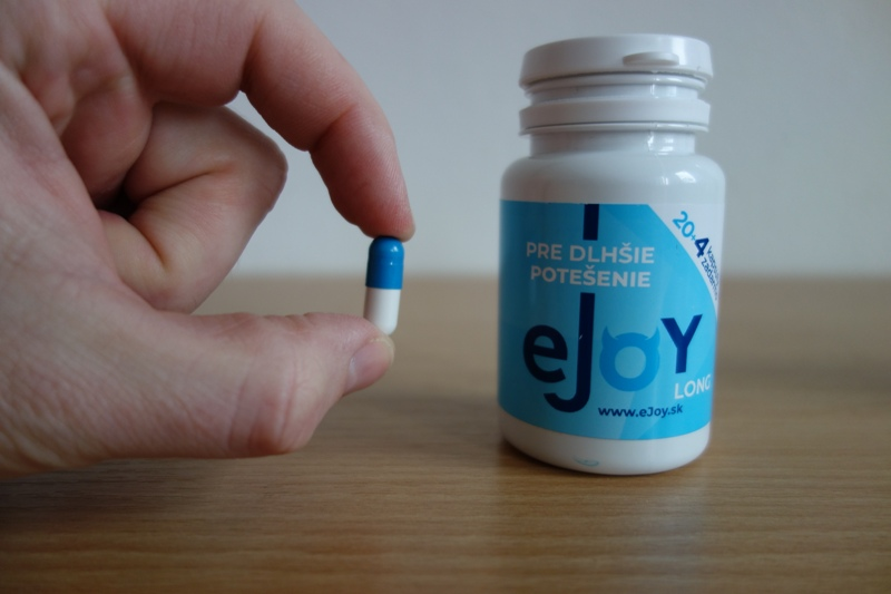 ejoy Long tabletka - test a recenze