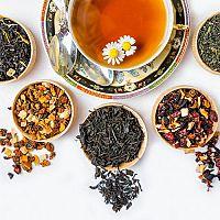 Čaj - 4 základní druhy a historie jeho pití