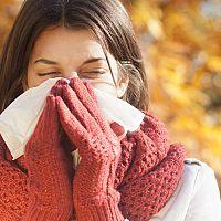 Alergie na chlad i u dětí. Projevy jsou rýma, kašel. Krém na ruce pomáhá