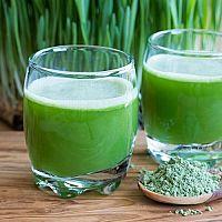 Zelený ječmen výborný na hubnutí a detoxikaci