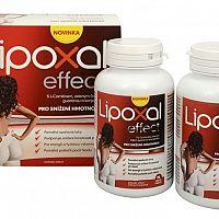 Lipoxal Effect – pilulky na hubnutí s glukomannanem. Recenze je chválí