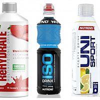 Iontové nápoje pro sportovce i na hubnutí
