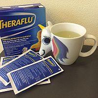 Horké nápoje k léčbě nachlazení