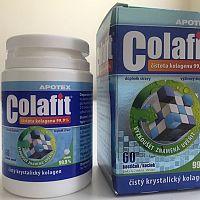 Apotex Colafit recenze – čistý kolagen na výživu kloubů i pleti. Vhodný i pro děti!