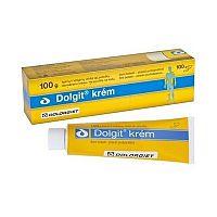 Recenze Dolgit krému a gelu proti bolesti s ibuprofenem