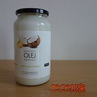 Kokosový olej Advance recenze a zkušenosti s bio olejem