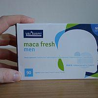 Maca Fresh (Men a Women) recenze. Jaké jsou skutečné účinky a zkušenosti