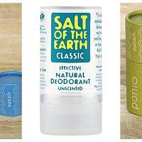 Nejlepší přírodní deodoranty? Oblíbené jsou značky Ponio, Soaphoria i Mylo