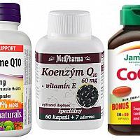 Koenzym Q10 – látka, která ovlivňuje vaši energii a vitalitu