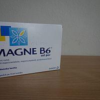 Magne B6 – dvě látky nezbytné pro lidský organismus