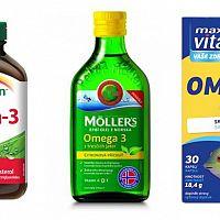 Omega-3 mastné kyseliny i pro děti – recenze, zkušenosti, ceny