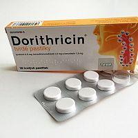 Recenze Dorithricinu: Lokální antibiotikum na hrdlo i pro děti od 2 let
