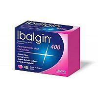 Ibalgin 400 – recenze tabletek proti bolesti