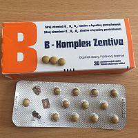 B-komplex na akné, pleť, herpes i přibrání