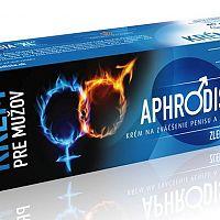 Aphrodisia XL krém pro muže