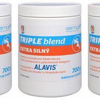 Barnys Triple Blend Extra silný - recenze na doplněk výživy na klouby