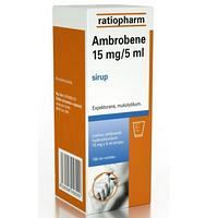 Ambrobene 15 mg/5 ml