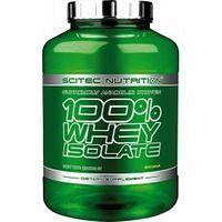Scitec Nutrition 100 % Whey Isolate