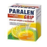 Paralen Grip Horký nápoj citrón 650 mg