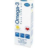 Lysi Omega 3 rybí olej s citrónovou příchutí 240 ml