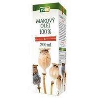 Virde Makový olej 100 % 200 ml