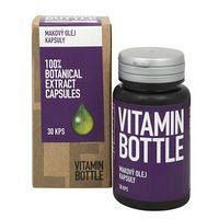 Vitamin-Bottle Makový olej, 30 kapslí