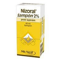 Nizoral šampon 60 ml