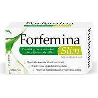 Forfemina Slim na odvodnění těla a při hubnutí 60 kapslí