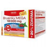 Cemio Brusinky Mega 18000 mg 60 kapslí