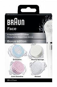 Braun Face Bonusová edice 80M, 4 ks