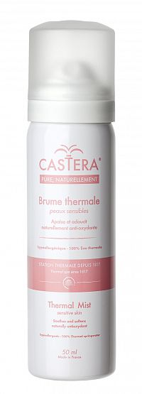 Castera sprej s pramenitou termální vodou, 50 ml