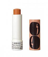 KORRES Care & Colour lip balm stick barevný balzám na rty, meruňka, 5 ml
