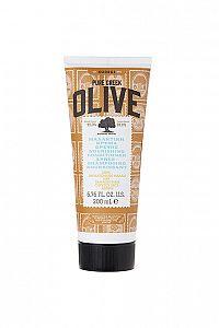 KORRES Conditioner Olive Nourishing - kondicionér pro suché a poškozené vlasy, 200 ml