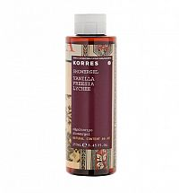 KORRES Fragrance Showergel Vanilla - sprchový gel s parfemací vanilky, 250 ml
