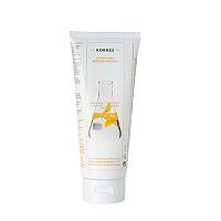 KORRES Hair - kondicionér pro barvené vlasy, slunečnice a řecký horský čaj, 200 ml