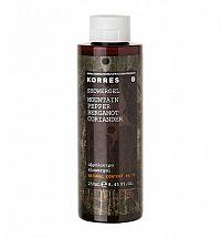 KORRES Mountain Pepper pánský sprchový gel s horským pepřem, 250 ml