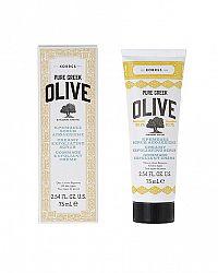 KORRES Olive Creamy Exfoliating Scrub - krémový peeling s olivovým olejem, 75 ml