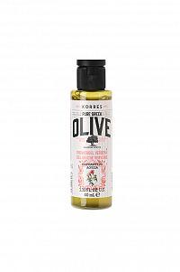 KORRES Pure Greek Olive, sprchový gel s vůní verbeny, cestovní balení, 40 ml