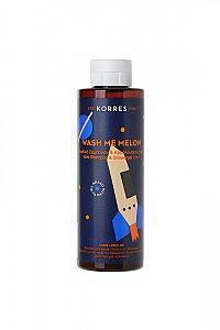 KORRES WASH ME MELON - šampon a sprchový gel 2v1 pro chlapce, 250 ml