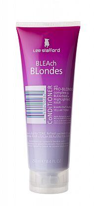 Lee Stafford Bleach Blondes Conditioner, kondicionér na blond vlasy, 250 ml