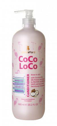 Lee Stafford CoCo LoCo hydratační Kondicionér s kokosovým olejem, 600 ml