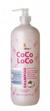 Lee Stafford CoCo LoCo hydratační šampon s kokosovým olejem, 600 ml