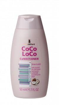 Lee stafford Coco Loco, kondicionér - cestovní balení, 50 ml