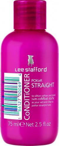 Lee Stafford Poker Straight Conditioner kondicionér pro rovné vlasy, 75 ml