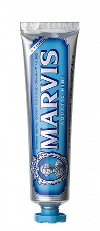 MARVIS Aquatic Mint zubní pasta s xylitolem, 85 ml