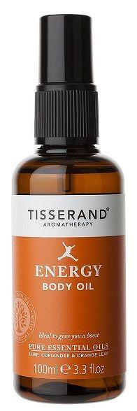 Tisserand Energy luxusní energizující tělový a masážní olej s citrusy, 100 ml