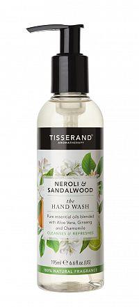 Tisserand mýdlo na ruce s vůní neroli a santalového dřeva, 195 ml