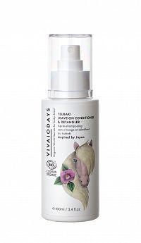 VIVAIODAYS Bezoplachový kondicionér pro snadné rozčesávání vlasů s tsubaki olejem, 100 ml