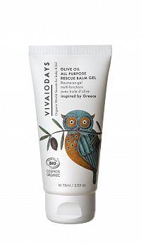 VIVAIODAYS Ochranný balzám s olivovým olejem pro všestranné použití, 75 ml