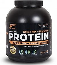 100% Native Protein + DigeZyme 2kg Mandle